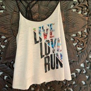 Workout shirt bundle - PINK and Aeropostale